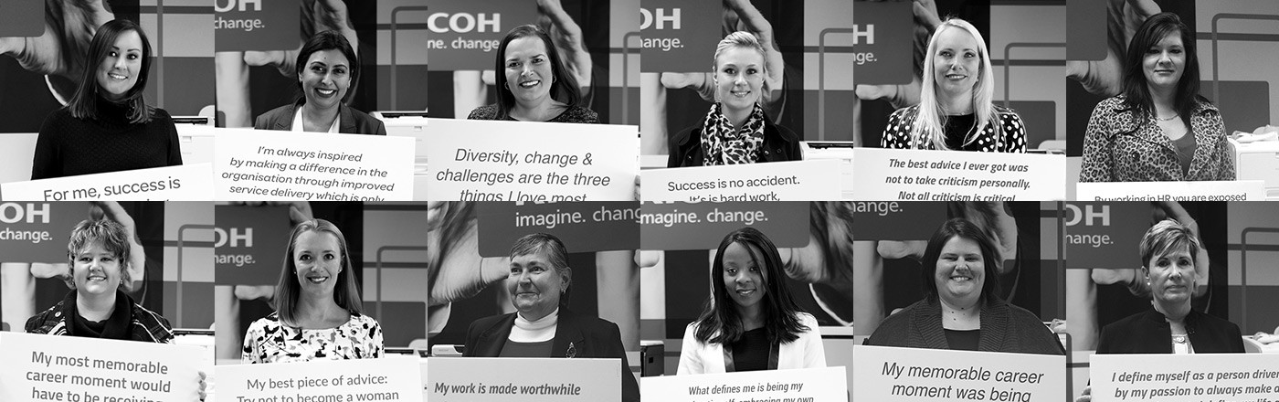 Ricoh's Women: Making it happen