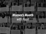 Ricoh's Women: Making it happen